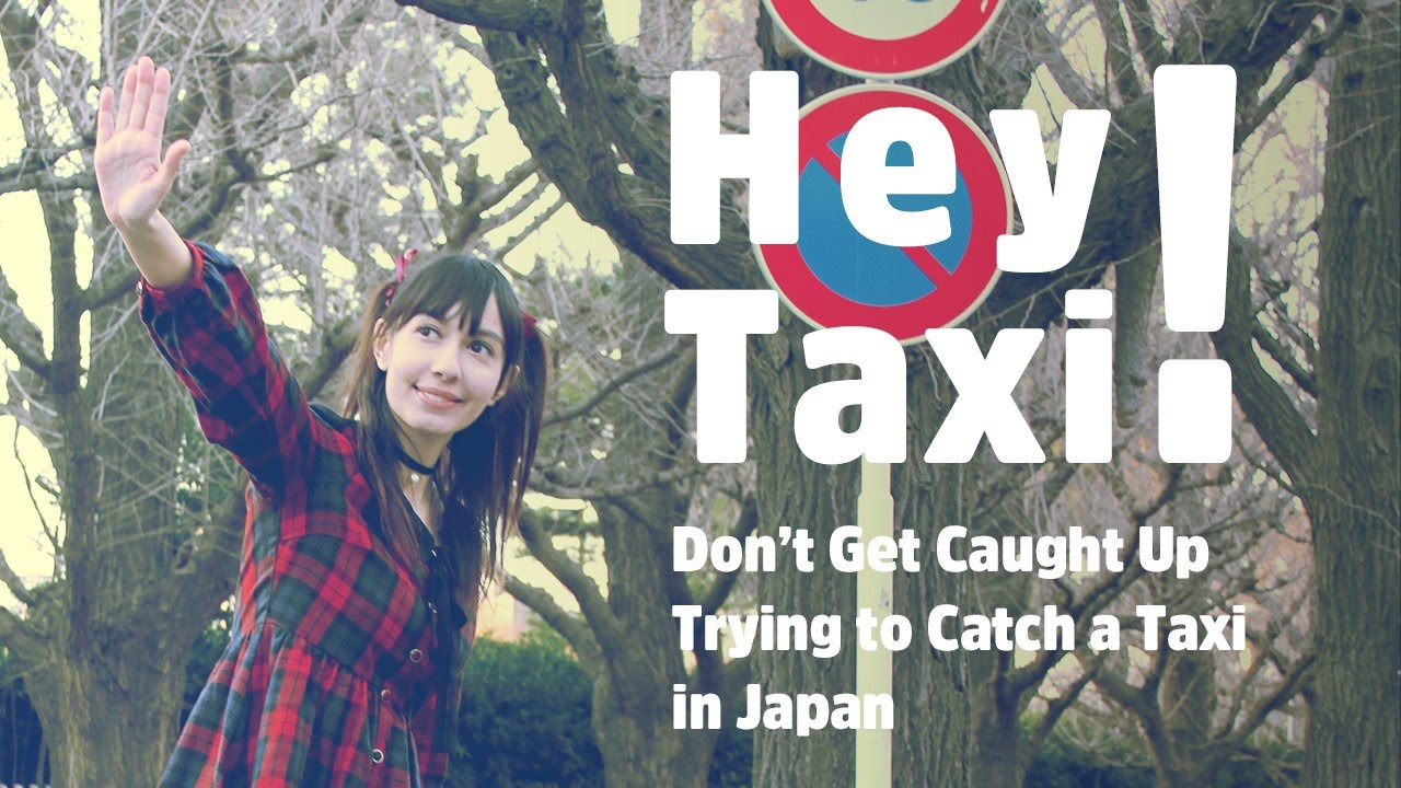 Japan Travel Tips : How to take a Taxi in Japan