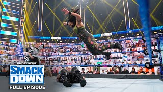 WWE SmackDown Full Episode, 14 May 2021