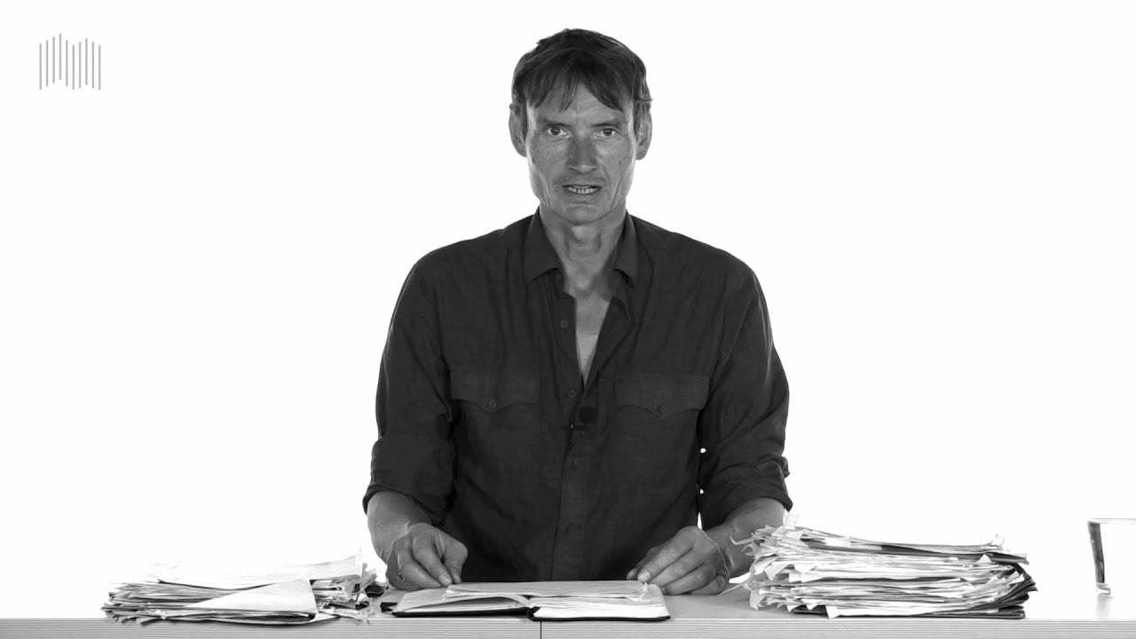 Norman Ohler liest aus »Der totale Rausch  Drogen im Dritten Reich«