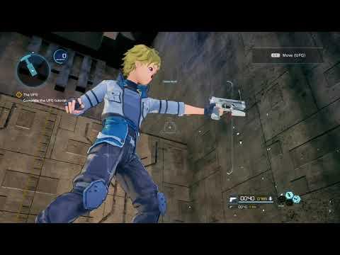 Sword Art Online Fatal Bullet Use UFG Weapon