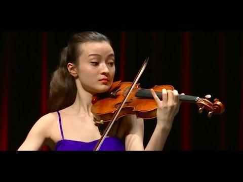 J. S. Bach: g-minor Sonata No. 1: Presto | Sumina Studer