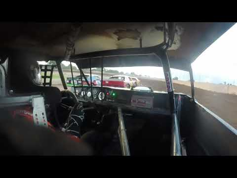 Plymouth Dirt track heat 6/15/2018