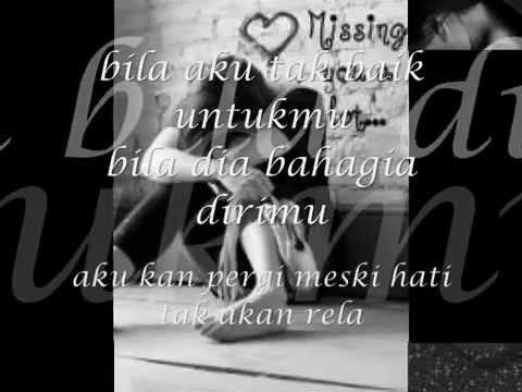 Lirik Lagu Menyesal - Ressa Herlambang