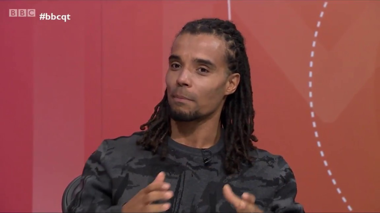 Akala on BBC 1's Question Time | 10/05/2018