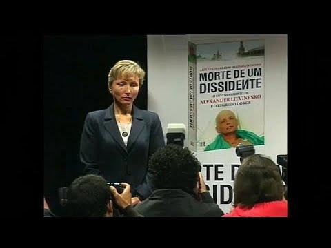 Litvinenko widow criticises May over Skripal