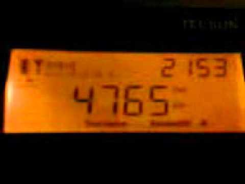 4765 Tajik Radio 1 ( Tajik )    Dushanbe-Yangiyul      TJK