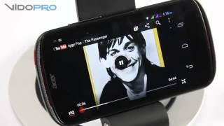 Acer Liquid E1 Duo Acer V360 обзор смартфона