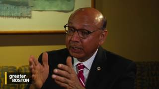 Gold Star Father Khizr Khan Speaks About His Son