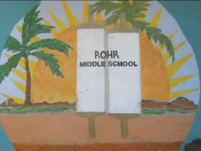 Rohr Middle School 2011 Open House Promo