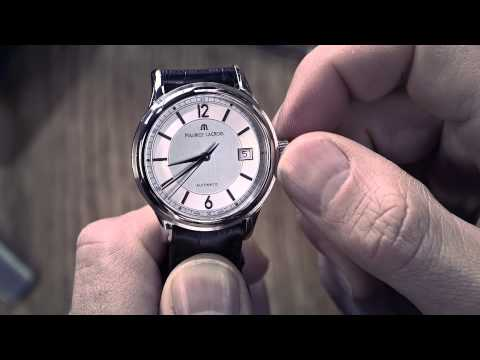 HOW TO: Handle the Maurice Lacroix Les Classiques Date 2014