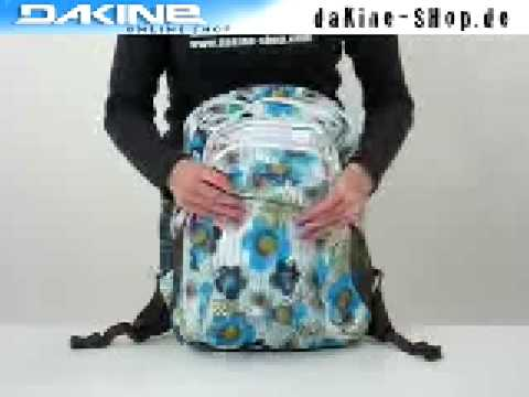 The Dakine Garden Pack 20L For Girls   Backpack For School U0026 Leisure Time  With Laptop Compartment