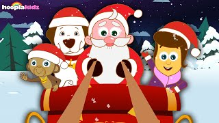 Jingle Bells Christmas Song with Annie, Ben & Mango | Christmas Carol For Kids