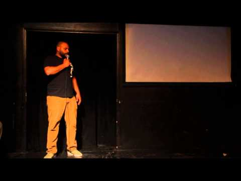 Colton Dunn at Cool Shit/Weird Shit