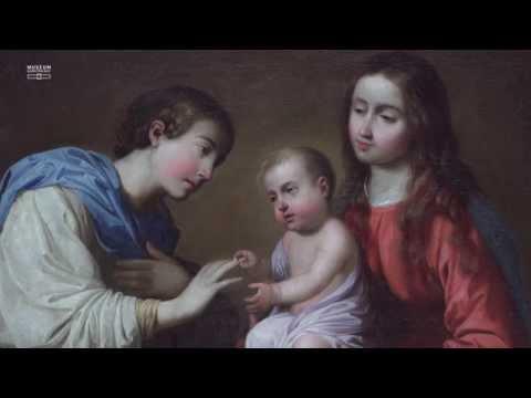 Deutschland entdeckt Zurbarán / Museum Kunstpalast, Düsseldorf, zeigt Retrospektive des spanischen Malers Francisco de Zurbarán