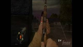 Brothers in Arms: Earned in Blood Xbox Gameplay - St.