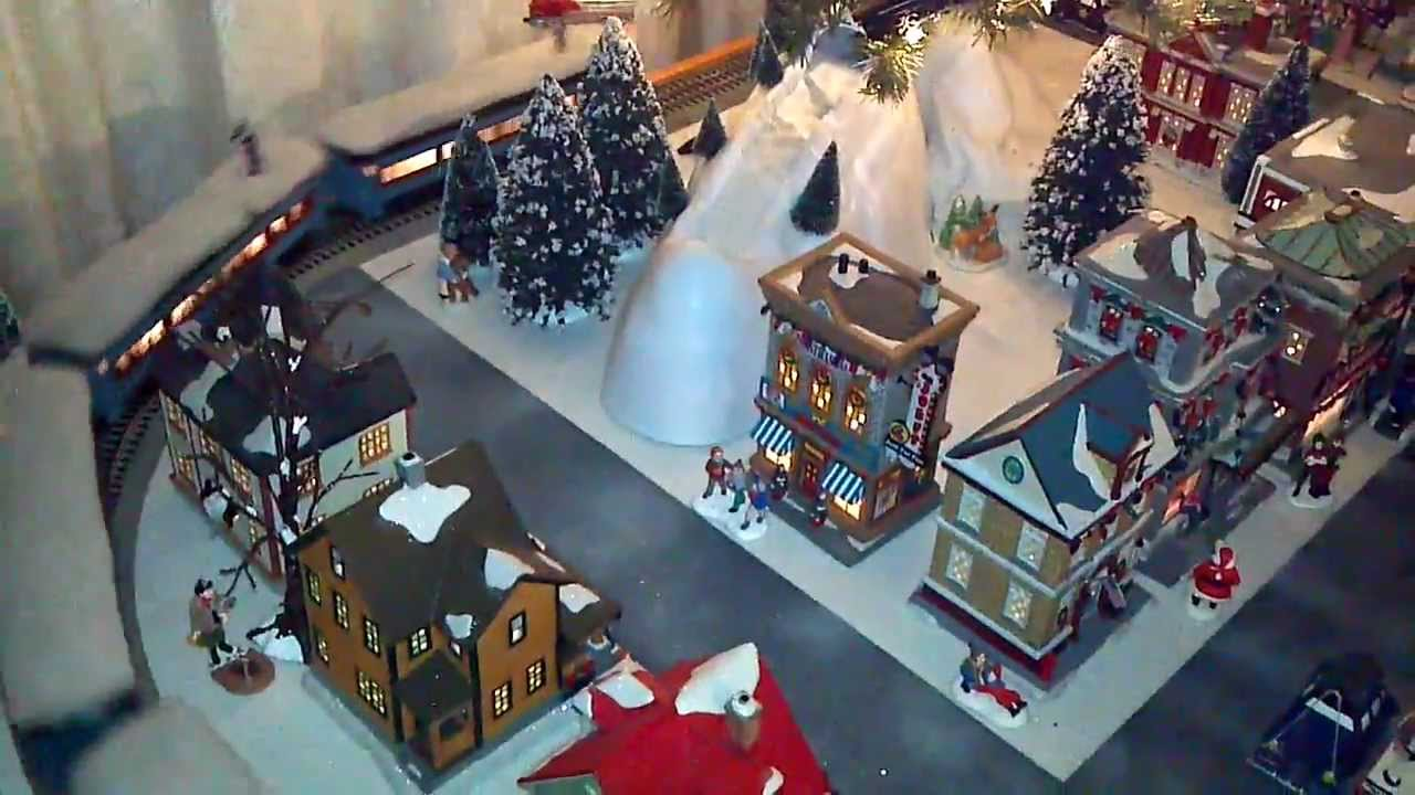 2012 dept 56 a christmas story layout no2