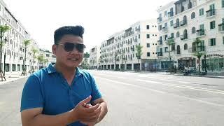 Đường 36m dự án Sun Grand City New An Thới Phú Quốc và thông tin sản phẩm