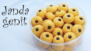 Cara Membuat Kue Janda Genit Ala Monde Butter Cookies