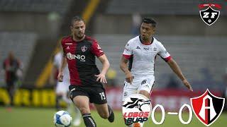 Lobos BUAP 0-0 ATLAS Jornada 4 Liga mx AP18