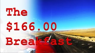 The 166 Dollar Breakfast - Flying to Colorado in a Cessna 172