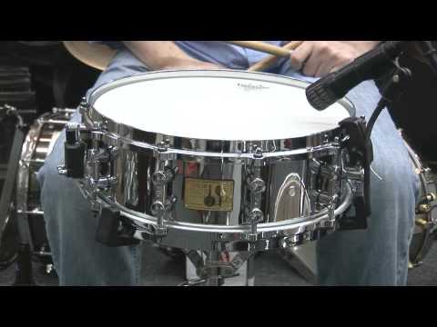 Phil Rudd Sonor Signature Snare Drum 5x14