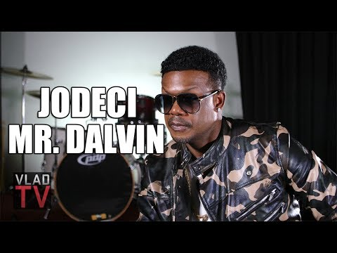 Mr. Dalvin (Jodeci) on K-Ci Pointing Gun at Him Over a Girl During 1st Meeting