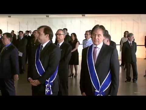 Ministério das Relações Exteriores homenageia Deputado Rodrigo Maia e outros políticos
