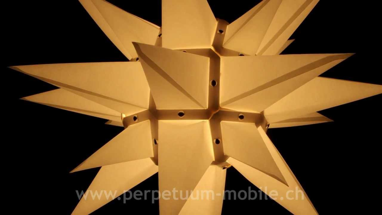 herrnhuter stern christmas star youtube. Black Bedroom Furniture Sets. Home Design Ideas