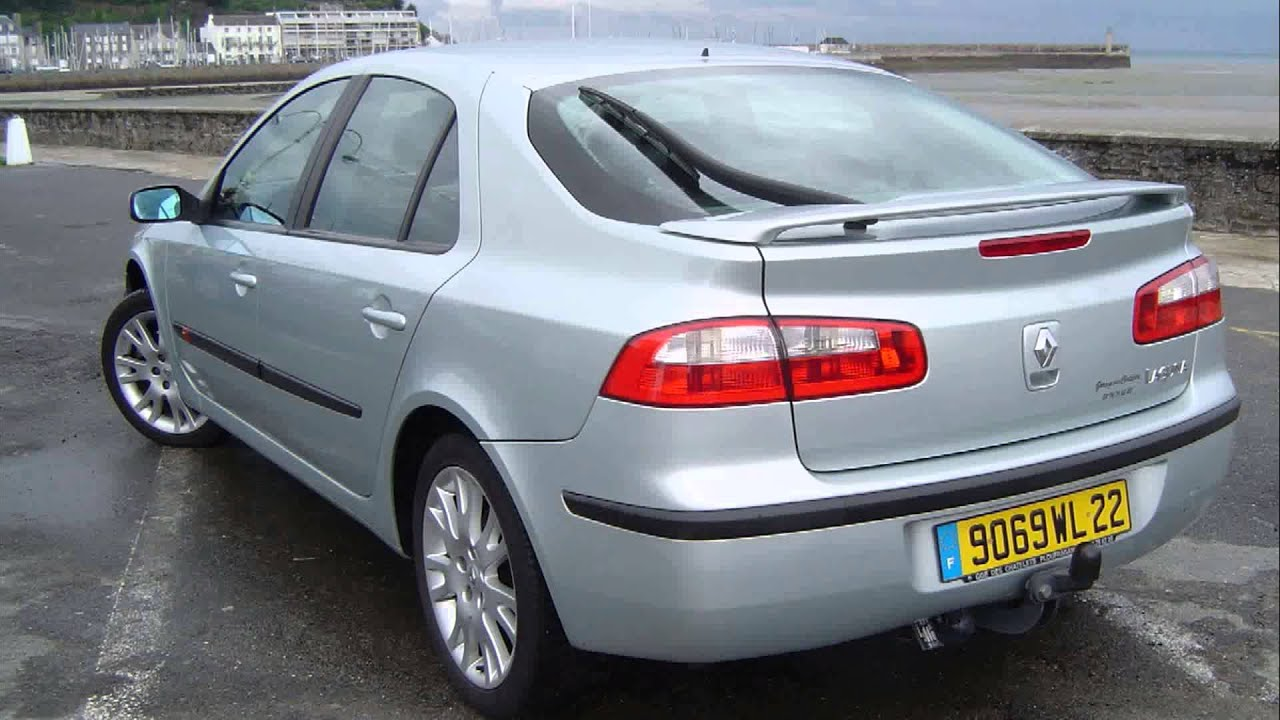 renault laguna ii tuning cars youtube. Black Bedroom Furniture Sets. Home Design Ideas