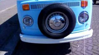 Volkswagen T2 Type 2 Bus RHD 1800cc
