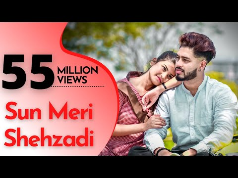 Sun Meri Shehzadi Main Tera Shehzada  Real School Love Story 2020 Mandeep Creation