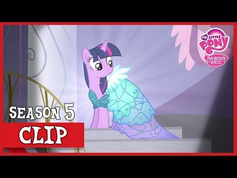 The Princess Dress (Canterlot Boutique)   MLP: FiM [HD]