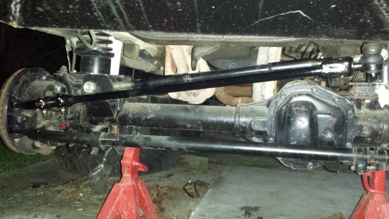 1978 f 150 build part 16 brakes pt 2 and steering