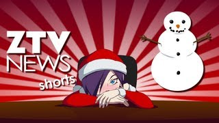Repeat youtube video ZTV News Shorts (Christmas 2012)