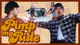 PIMP MY RIDE (PARODY)