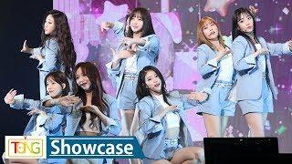 Lovelyz(러블리즈) 'That day'(그날의 너) Showcase Stage (쇼케이스, 治癒, 치유)
