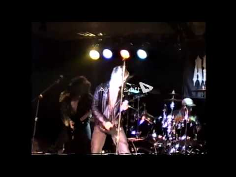 Witch Meadow opening for AC/DC tribute band.