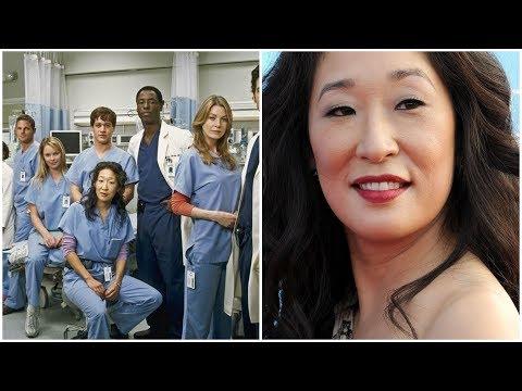 Sandra Oh's 'Grey's' co-stars celebrate her 'history making' Emmy nomination
