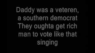 Alabama- Song Of The South (Lyrics)