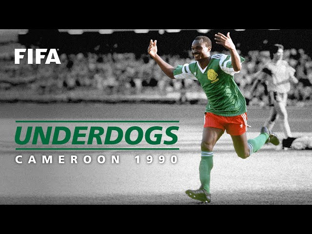 Cameroon: The Indomitable Lions | Italy 1990 | FIFA World Cup