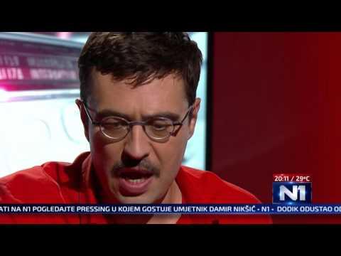 N1 Pressing: Damir Nikšić (16.9.2015.)