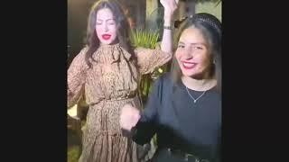 بوسى عاملة لغبطيطا علي اغنية عمر كمال وحسن شاكوش🔥💃🏼فى فرح اسراء العدل