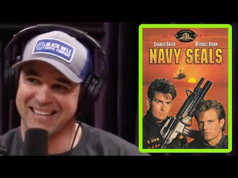 Real Navy SEAL on What War Movies Get Wrong | Joe Rogan and Andy Stumpf