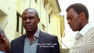 Leke Oyeyinka opposite Gbenga Akinnagbe and Wale Ojo in Render to Caesar