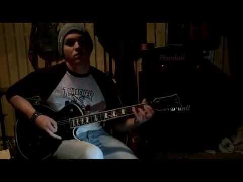 #100GuitarsFromHel - Chris Bollyn
