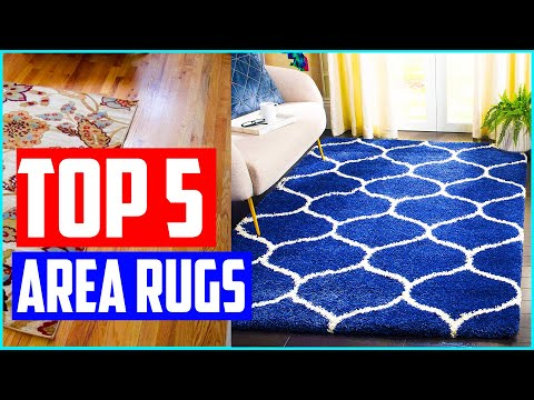 The 5 Best Area Rugs in 2020 Reviews