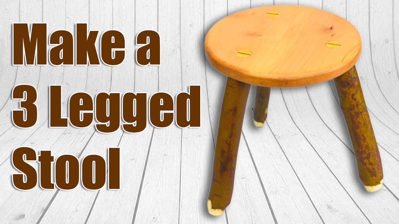 How to make a stool 90