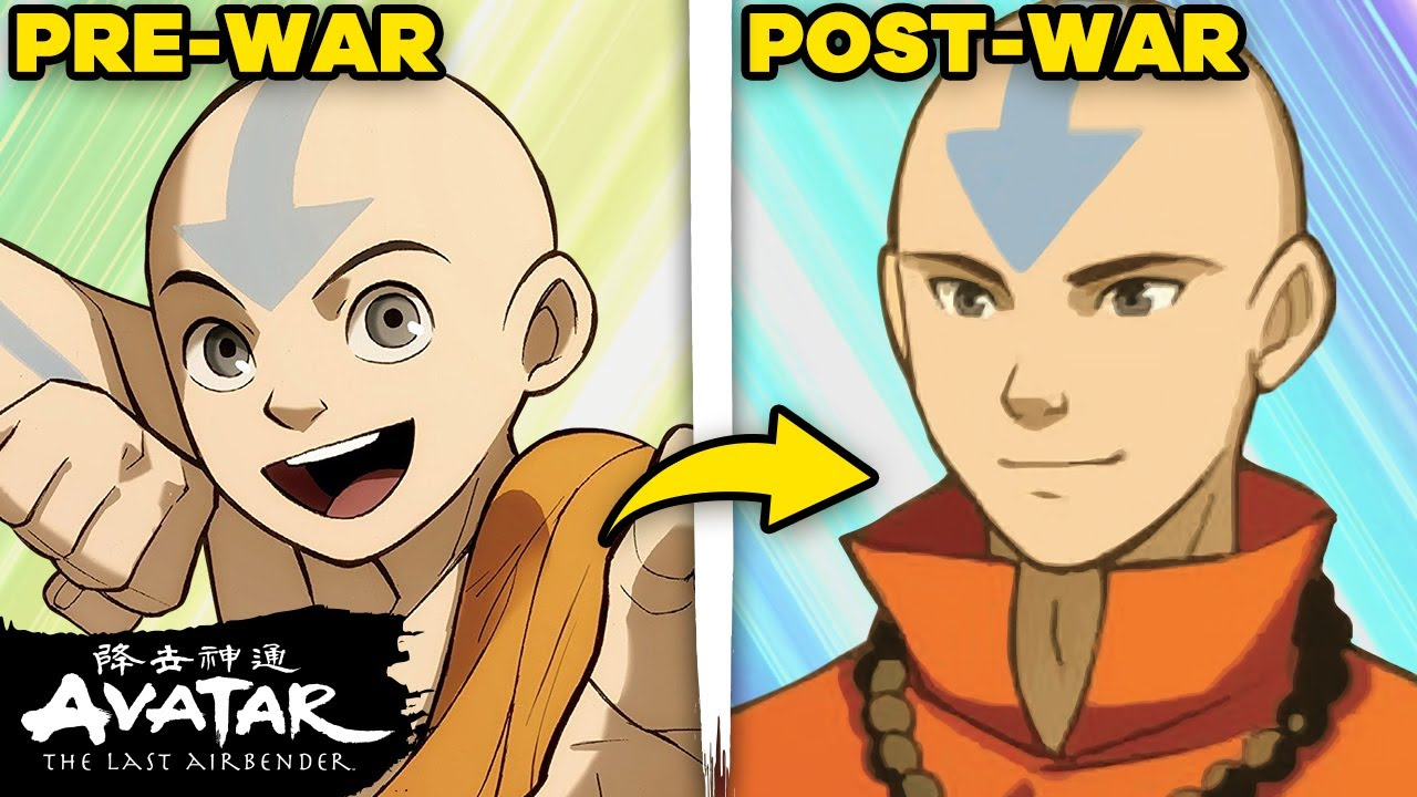 Download What Happened to Aang After ATLA? 🌪️ Aang's Complete Timeline | Avatar