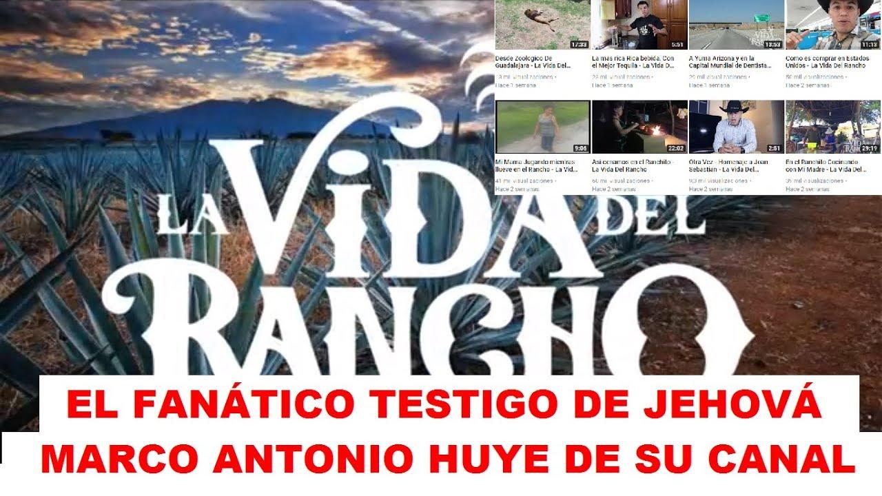 El canal de YouTube LA VIDA DEL RANCHO está dirigido por un fanático ...