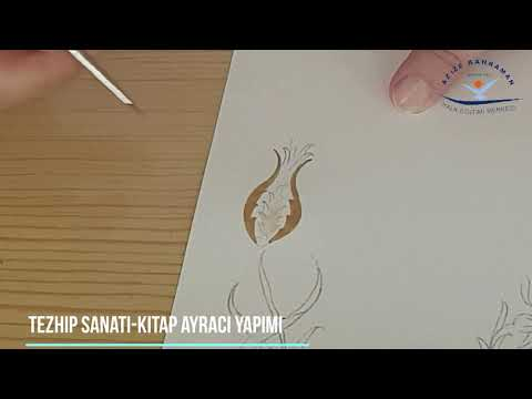 Battal Ebru Nasıl Yapılır? Artdeco Ebru Seti